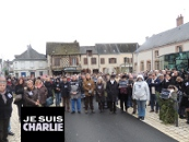 Hommage à Charlie Hebdo