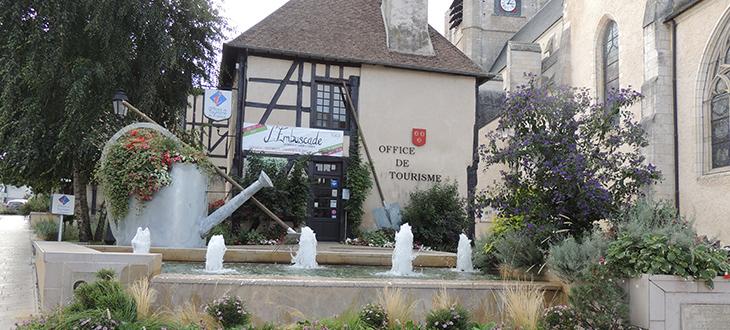 Office de tourisme berry sologne mairie d 39 aubigny sur nere - Office de tourisme verneuil sur avre ...